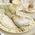 Блюдце для чашки для кофе, чая Цветочная поляна 14 см Spring Awakening For Me Villeroy & Boch