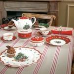 Блюдце для чашки для кофе, чая красное 16,5 см Toy's Delight Villeroy & Boch