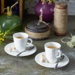 Блюдце для чашки для кофе мокко, эспрессо 12 см Caffe Club Floral Touch Villeroy & Boch