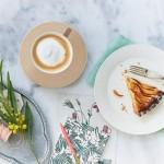 Блюдце для чашки для кофе с молоком 17 см Caffe Club Floral Touch of Hazel Villeroy & Boch