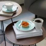 Блюдце для чашки для кофе с молоком 17 см Caffe Club Floral Touch of Ivy Villeroy & Boch