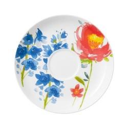 Блюдце для чашки для завтрака 17 см Anmut Flowers Villeroy & Boch