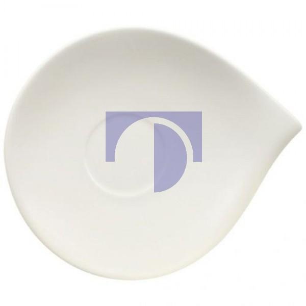 Блюдце для чашки для завтрака 21x18 см Flow Villeroy & Boch