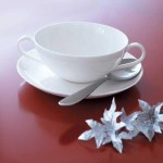 Блюдце для чашки для завтрака, суповой чаши 18 см Anmut Villeroy & Boch
