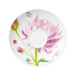 Блюдце для кофейной и чайной чашки 15 см Anmut Flowers Villeroy & Boch