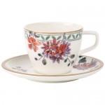Блюдце для кофейной и чайной чашки 16 см Artesano Provencal Verdure Villeroy & Boch
