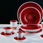 Блюдце к чашке для эспрессо 12 см Manufacture Rouge Villeroy & Boch