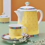 Блюдце к чашке для кофе, чая Limone 14 см Twist Alea Villeroy & Boch