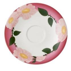 Блюдце к чашке для завтрака 16 см Rose Sauvage framboise Villeroy & Boch