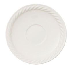 Блюдце к кофейной чашке 16 см Montauk white Villeroy & Boch