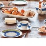 Блюдо для багетов 44x14 см Casale Blu Villeroy & Boch