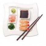 Блюдо для гриля, суши 27 x 27 см New Wave Villeroy & Boch