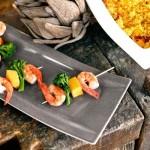 Блюдо для закусок 42x15 см New Wave Stone Villeroy & Boch