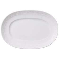 Блюдо для закусок, подставка для соусника 22 см White Pearl Villeroy & Boch