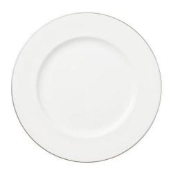 Блюдо круглое плоское 32 см Anmut Platinum №1 Villeroy & Boch