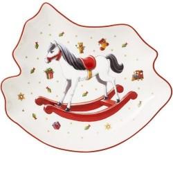 Блюдо Лошадь-качалка 24,5x22 см Toy's Delight Villeroy & Boch