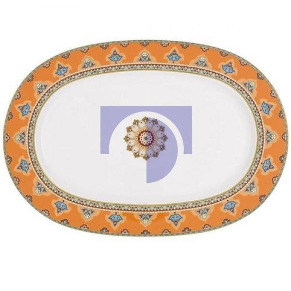 Блюдо овальное 41 см Samarkand Mandarin Villeroy & Boch