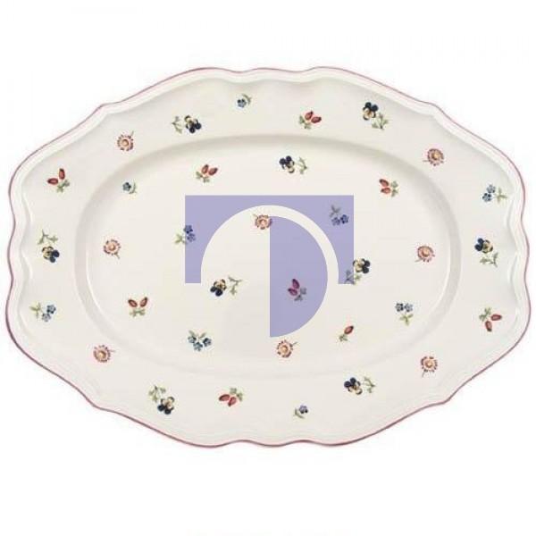 Блюдо овальное 44 см Petite Fleur Villeroy & Boch