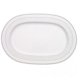 Блюдо овальное, глубиной 2-5 мм, 35 см Gray Pearl Villeroy & Boch