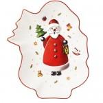 Блюдо Санта 24x19,5 см Toy's Delight Villeroy & Boch