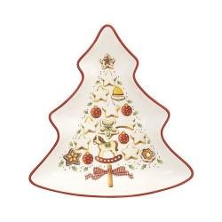 Блюдо в форме елки маленькое 17 см Winter Bakery Delight Villeroy & Boch