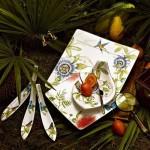 Блюдо в форме листа, в подарочной упаковке 26 х 20 см Amazonia Villeroy & Boch