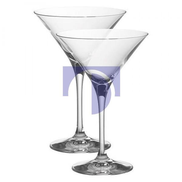 Бокал для мартини и коктейлей 175 мм, 240 мл, набор из 2 предметов Purismo Bar Villeroy & Boch