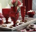 Бокал для шампанского красный 163 мм Boston Coloured Villeroy & Boch