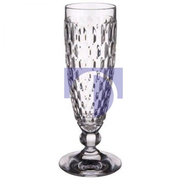 Бокал для шампанского прозрачный 163 мм Boston Villeroy & Boch