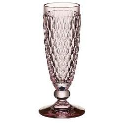 Бокал для шампанского розовый 163 мм Boston Coloured Villeroy & Boch