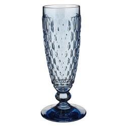 Бокал для шампанского синий 163 мм Boston Coloured Villeroy & Boch