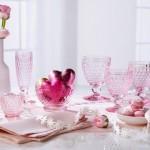 Бокал для воды розовый 144 мм Boston Coloured Villeroy & Boch
