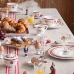 Бульонная чашка Падающая звезда 0,75 л Winter Bakery Delight Villeroy & Boch