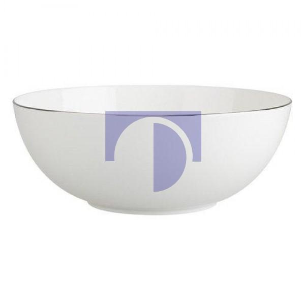 Чаша глубокая круглая 22 см Anmut Platinum №1 Villeroy & Boch