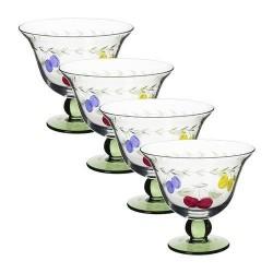 Чаша на ножке, креманка 11 см, набор из 4 предметов French Garden Villeroy & Boch