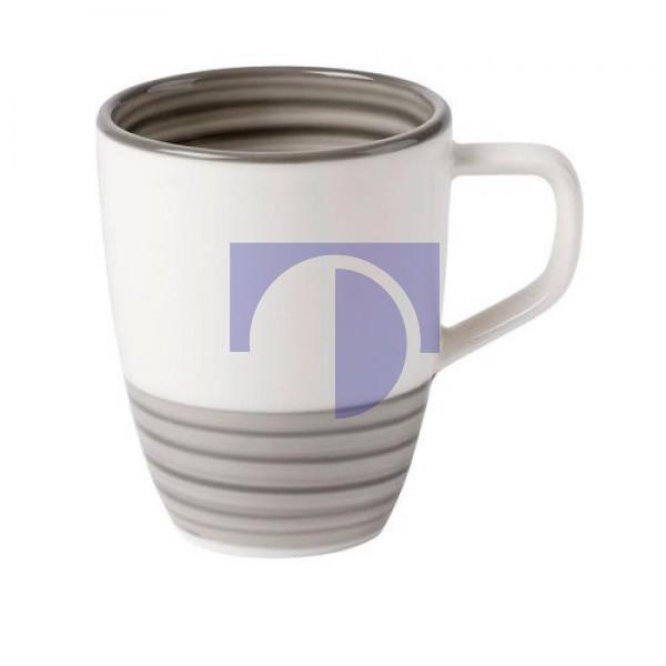 Чашка для эспрессо 0,10 л Manufacture Gris Villeroy & Boch