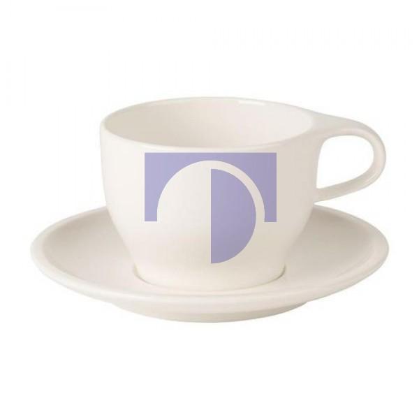 Чашка для капучино 0,26 л с блюдцем Coffee Passion Villeroy & Boch