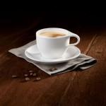 Чашка для кофе с молоком 0,35 л с блюдцем Coffee Passion Villeroy & Boch