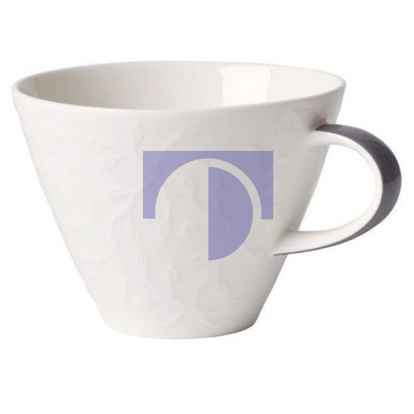 Чашка для кофе с молоком 0,39 л Caffe Club Floral Touch of Smoke Villeroy & Boch