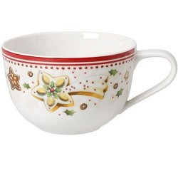 Чашка для завтрака Падающая звезда 0,45 л Winter Bakery Delight Villeroy & Boch