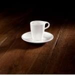 Чашка Doppio для эспрессо 0,18 л с блюдцем Coffee Passion Villeroy & Boch