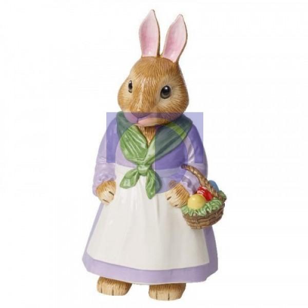 Декоративная фигурка Крольчиха Мама Эмма 28 см Bunny Tales Villeroy & Boch