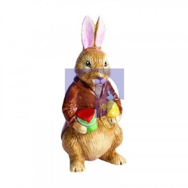 Декоративная фигурка Кролик Дедушка Ханс 14,5 см Bunny Tales Villeroy & Boch