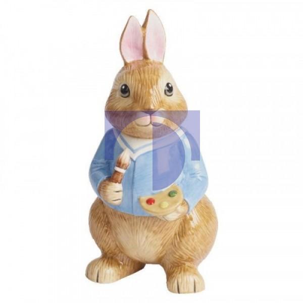 Декоративная фигурка Кролик Макс 22 см Bunny Tales Villeroy & Boch