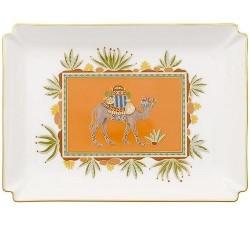 Декоративное блюдо большое 28 х 21 см Samarkand Mandarin Gifts Villeroy & Boch
