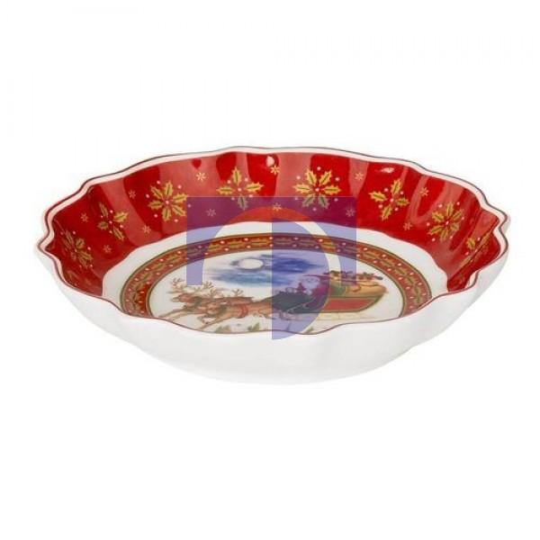 Десертная тарелка года 16 см Annual Christmas Edition 2018 Villeroy & Boch