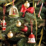 Елочное украшение Колокольчик 7 см Toy's Delight Decoration Villeroy & Boch
