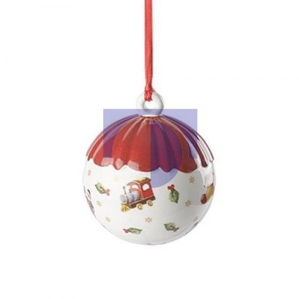 Елочное украшение Шар 6 см Toy's Delight Decoration Villeroy & Boch