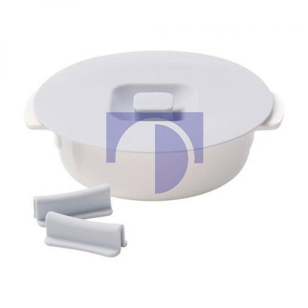 Форма для запекания круглая 15 см с силиконовыми ручками и крышкой Clever Cooking Villeroy & Boch
