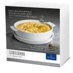 Форма для запекания круглая 24 см с крышкой Clever Cooking Villeroy & Boch